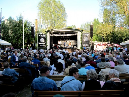 Karin Rudefelt & Doctor Blues, Huddinge 2012
