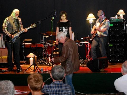 Karin Rudefelt & Doctor Blues, Sävsjö 2011