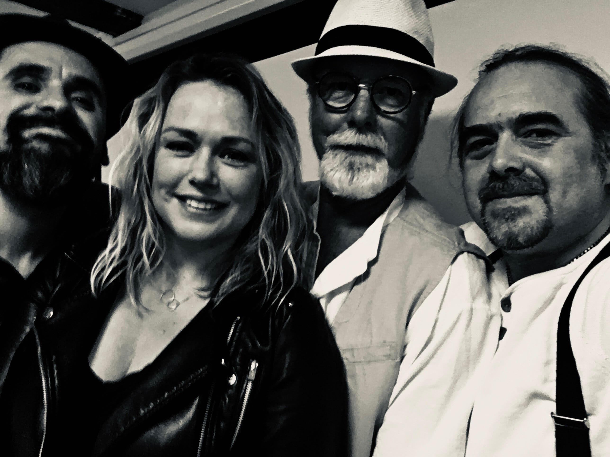 Karin Rudefelt & Doctor Blues - bandbild 2020. Photographer: Egentagen bild
